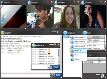 VideoWhisper Video Conference Software
